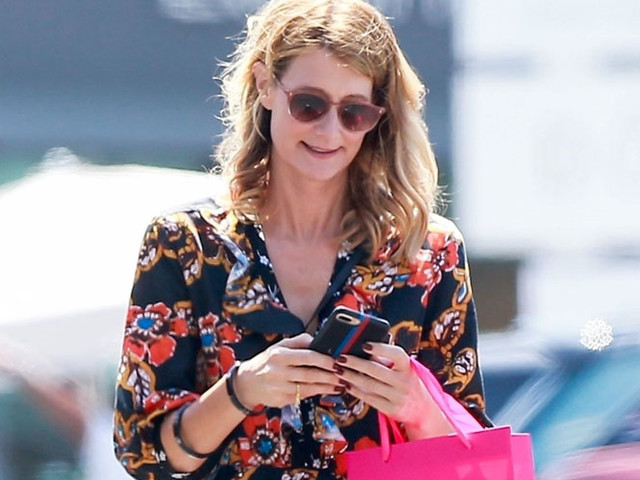 Laura Dern Goes for a Shopping Trip in Brentwood!