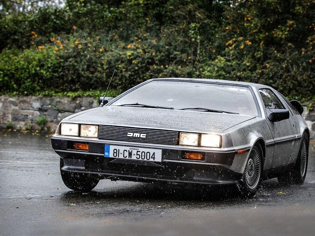 Back in time: Remembering the DeLorean DMC-12