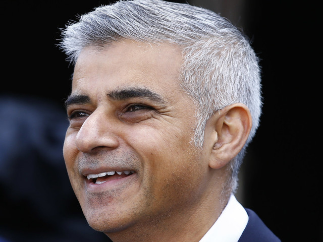 Sadiq Khan Should Be The Next Labour Leader, Poll Of UK Voters Finds