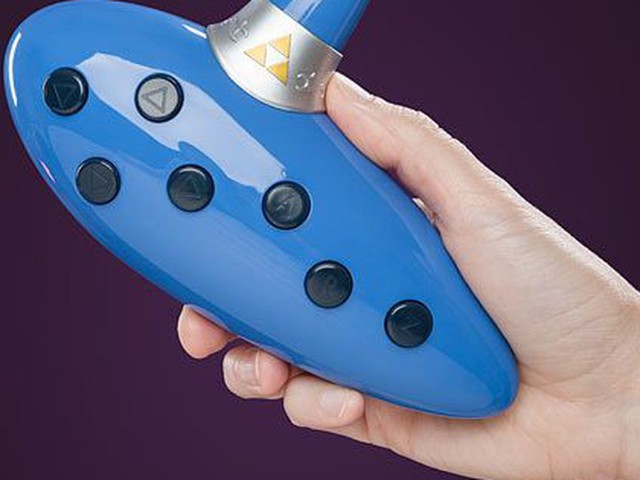 Learn the songs to aid your quest to save Hyrule on your own Ocarina of Time