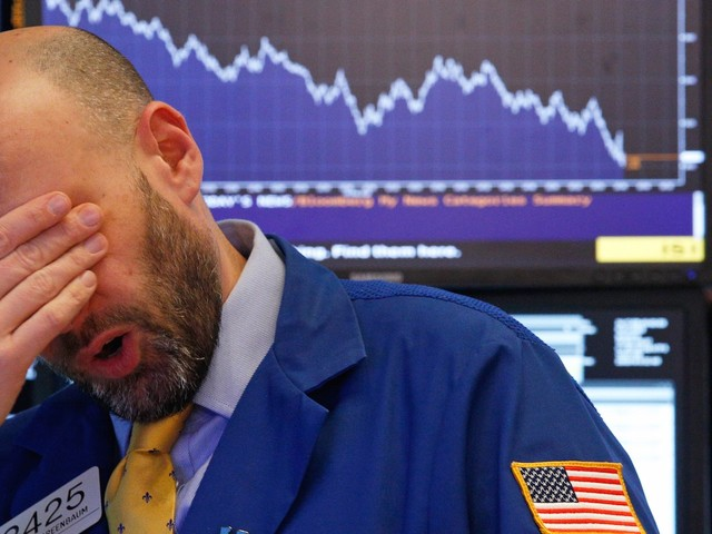 The US economy is resisting a slowdown plaguing the rest of the world. Here's why one Wall Street expert worries its fortunes are about to change.