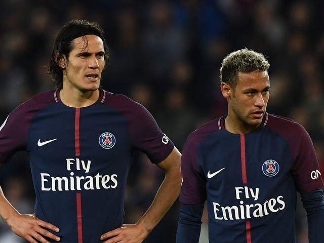 Unai Emery says feuding Paris Saint-Germain stars Neymar and Edinson Cavani must share penalty duties