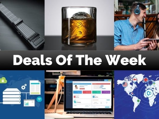 Geeky Gadgets Deals Of The Week, November 11th 2017