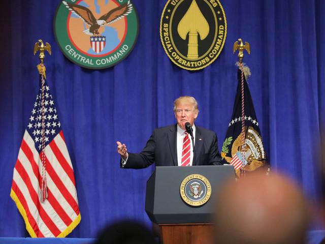 Donald Trump's 'Unreported Terror Attack' List Contains More Typos Than Actual Unreported Terror Attacks