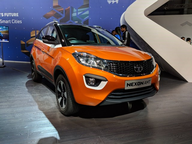 Tata Nexon AMT now available to pre-order – Report