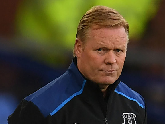 Koeman confident that Everton can turn things around ahead of Sunderland clash