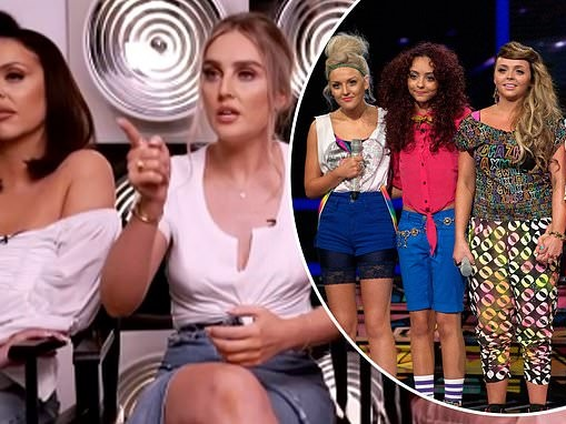 Little Mix admit they used to look 'cheap and tacky with heavy make-up'