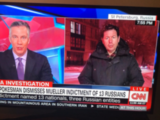 CNN is LITERALLY digging through TRASH to find evidence of Trump-Russia Collusion. CNN is reporting on it live! THIS TIMELINE!
