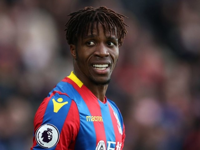 Tottenham set to try AGAIN for Crystal Palace's Wilfried Zaha as Chelsea and Manchester City circle