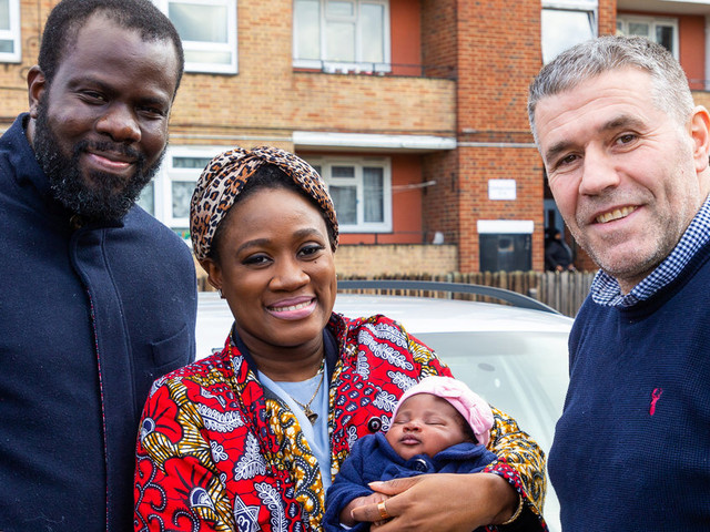 Meet The Baby Born In The Back Of An Uber After A 10 Minute Labour