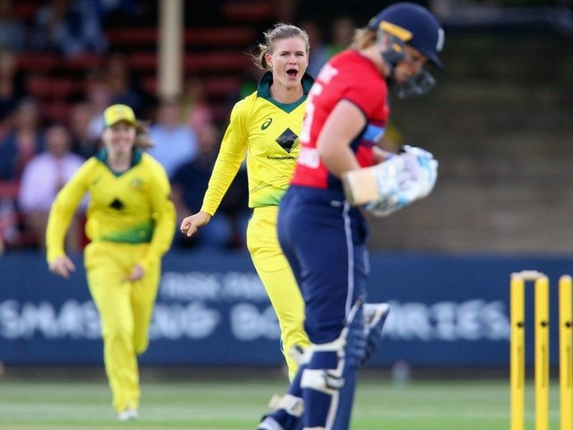 Knight was not out in first T20I - MCC