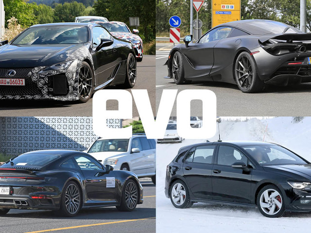 Best new cars 2019 – the most exciting new performance cars arriving this year