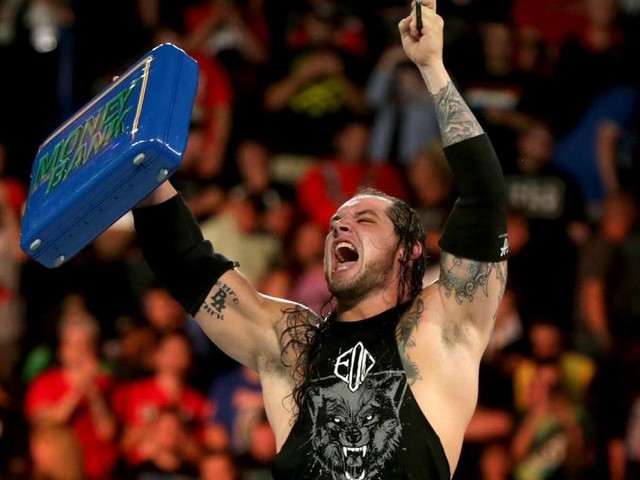 WWE Money In The Bank results: Baron Corbin wins big while Jinder Mahal retains his title