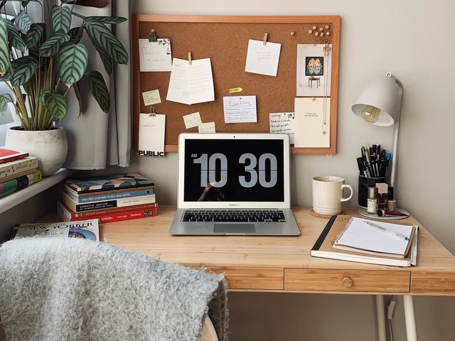 'I've been WFH for years, here's how I get things done'