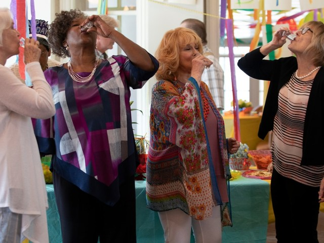 'Queen Bees' Film Review: Ellen Burstyn Leads an All-Star Cast Determined to Elevate Meh Material