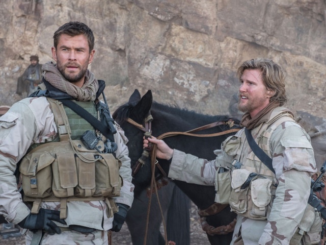 12 Strong Is an Underwhelming Tribute to the 'Horse Soldiers' of the Afghan War