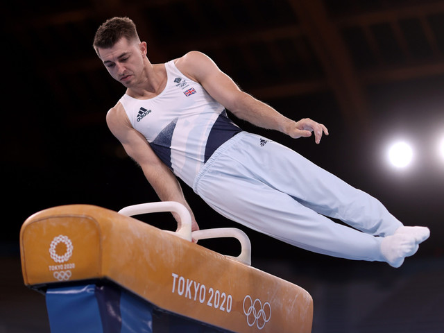Who is Max Whitlock, what gymnastics events does he do and what medals did he win in Rio?