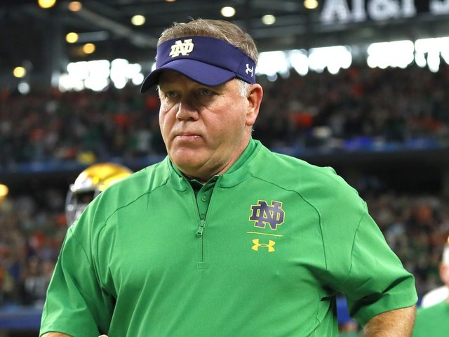 Can Notre Dame gain any ground on Clemson and Bama?