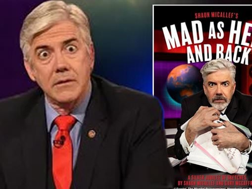 Comedian Shaun Micallef confirms ABC played wrong episode of his show on Wednesday night