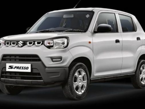 Maruti Suzuki S-Presso CNG Launched, Prices Start At Rs 4.84 lakhs