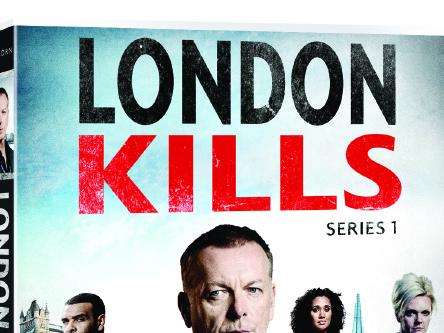 Win a copy of London Kills on DVD