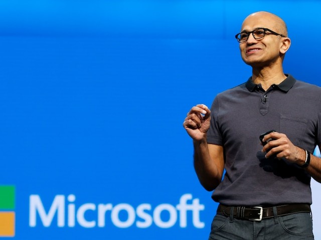 Microsoft hits record high after announcing $40 billion stock-buyback plan, dividend boost (MSFT)