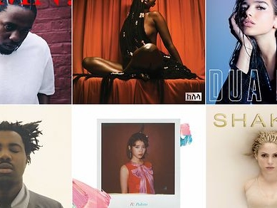 The 20 Best Albums of 2017