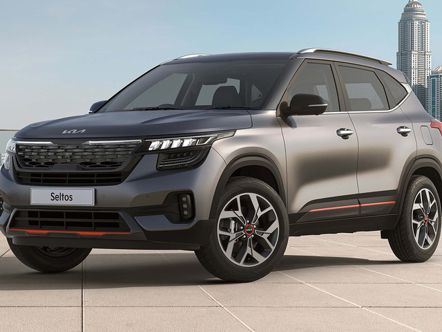 Kia Seltos X Line launched at Rs 17.79 lakh