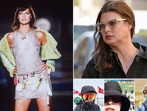 Linda Evangelista says 'fat freezing' made her hide from world as she sues over cosmetic procedures