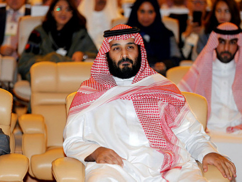 Saudis seek to ease investor concerns after royal purge
