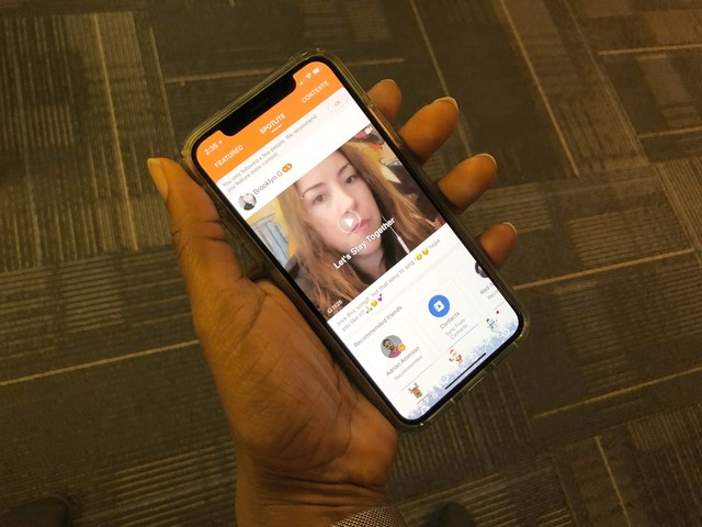 Live-streaming app Spotlite raises $10 million from Sequoia Capital China to help singers make money