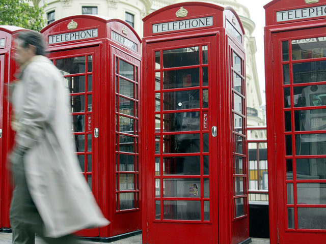 Three innovative businesses to save the iconic red phone box