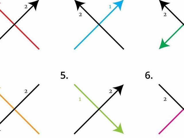 How do you draw an X? Twitter is divided over it.