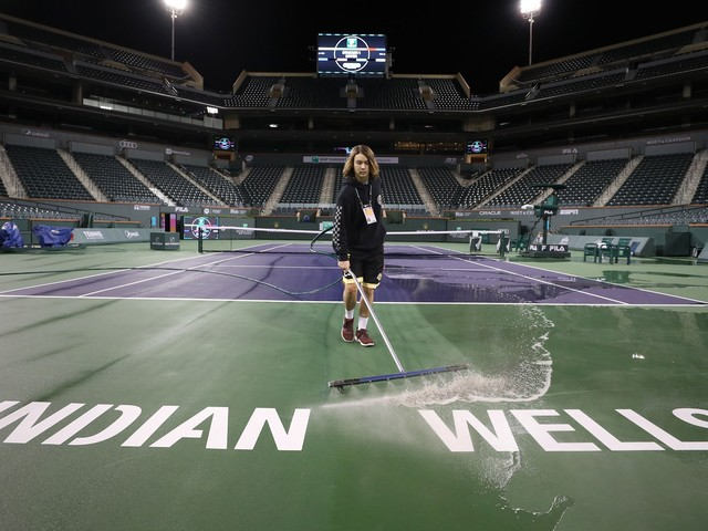Sports shorts: Indian Wells cancelled over coronavirus, Premier League in jeopardy