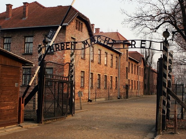It is now illegal in Poland to suggest the country was complicit in Nazi war crimes during the Holocaust