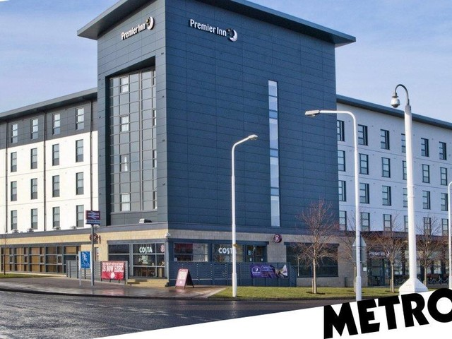 A Premier Inn has become the first battery-powered hotel in the UK
