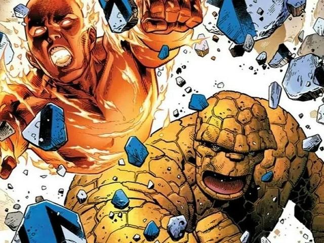 Marvel Reveals the Secret of the Fantastic Four's Powers