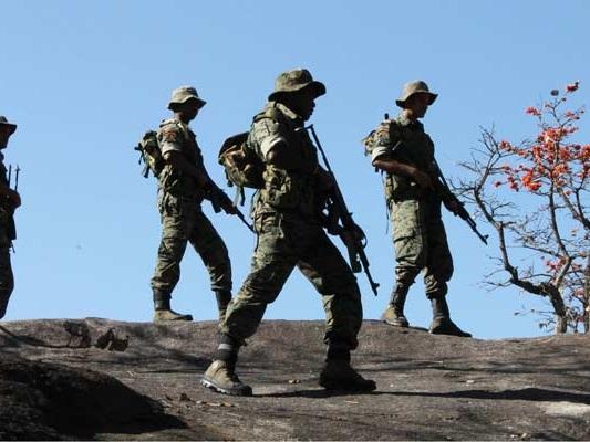 India May Send Paramilitary Commandos To Guard Embassy In Iraq