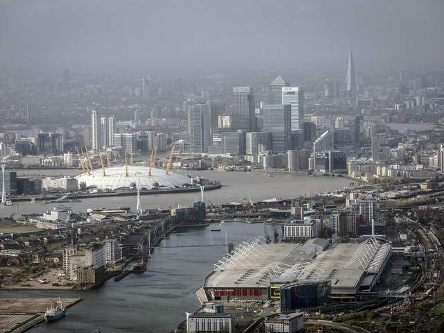 £10 T-charge for high polluting vehicles starts in London today