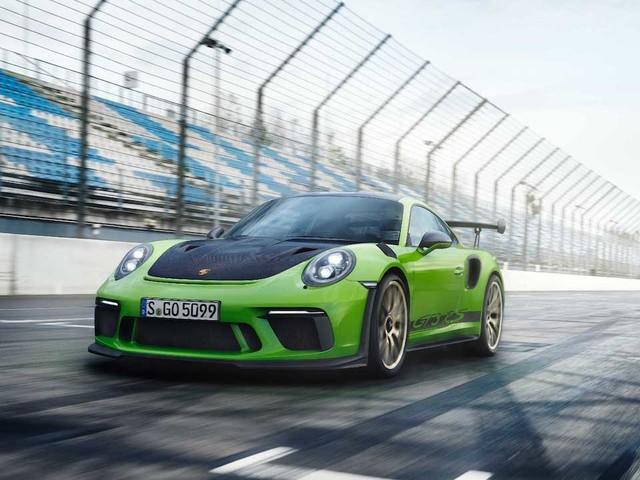 2018 Porsche 911 GT3 RS priced at INR 2.75 crore