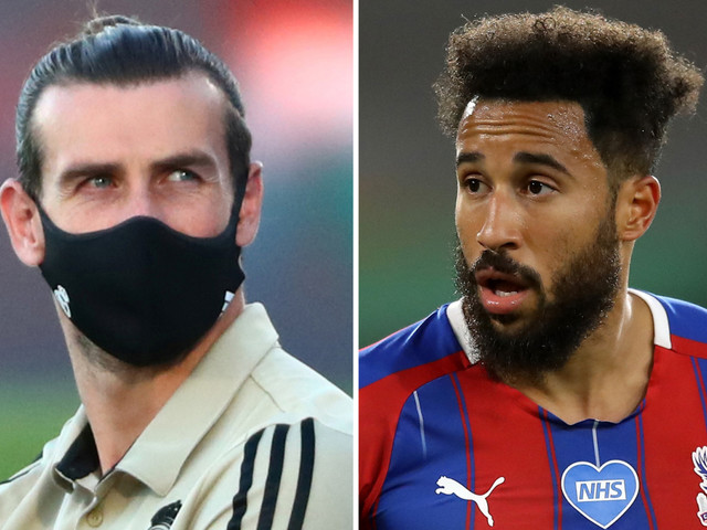 Andros Townsend claims Gareth Bale 'wishes he was back at Tottenham' amid Real Madrid nightmare