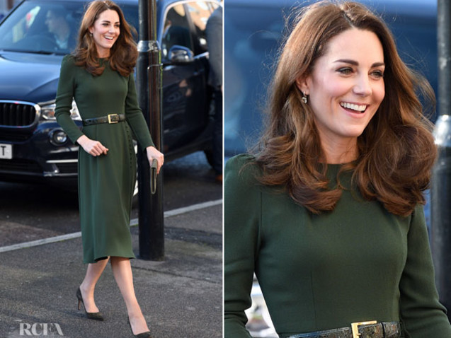 Catherine, Duchess of Cambridge In Beulah London – Family Action Launch