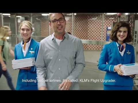 Flight-Upgrading VR Headsets - KLM Airline Gave Virtual Reality Headsets to Budget Airline Travelers (TrendHunter.com)