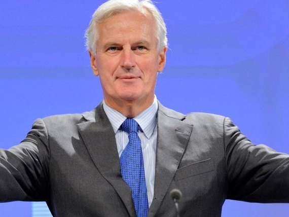 Europeans Pushing Barnier For More Sensible Stance