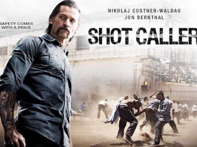 Shot Caller Movie Trailer Starring Jon Bernthal And Nikolaj Coster-Waldau (video)