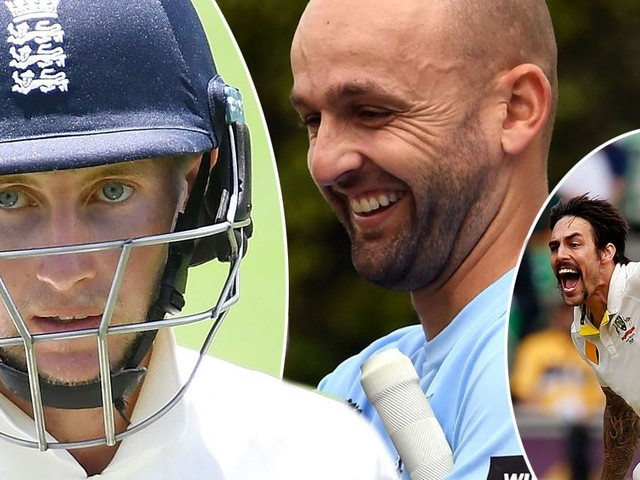 Aussie spinner Nathan Lyon targets 'mate' Joe Root and warns England of more Mitchell Johnson-style terror
