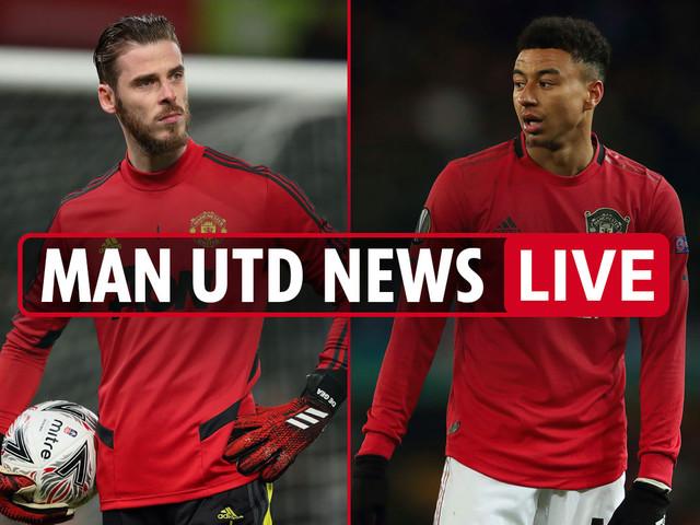 10am Man Utd news LIVE: De Gea Real Madrid transfer back on, Lingard racial abuse probe, Sancho and Grealish LATEST