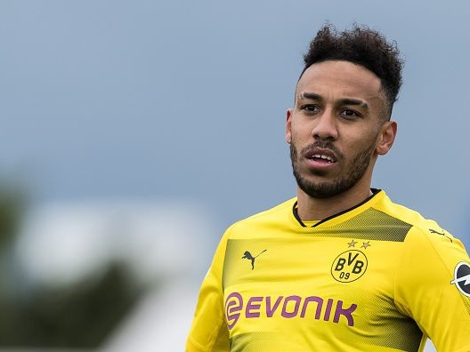 Arsenal increase offer for Pierre-Emerick Aubameyang after second round of talks