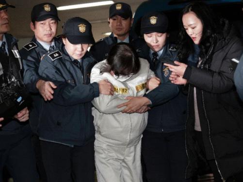 Disgraced S. Korean leader's friend Choi gets three years in jail