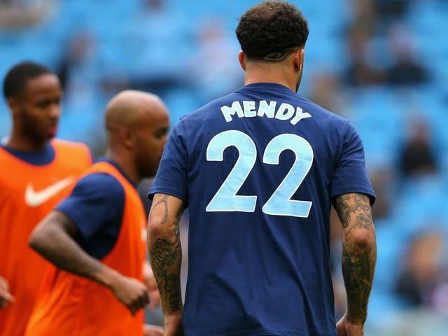 Benjamin Mendy a reminder of Man City problems this season